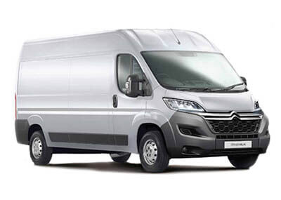 Long Wheelbase Vans