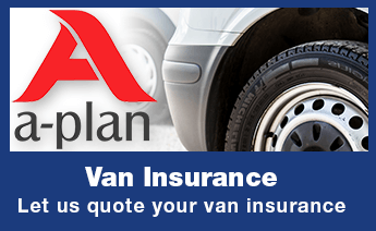 Van Insurance from A-Plan