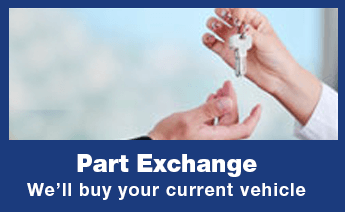 Van part-exchange