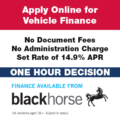 Online Vehicle Finance Application